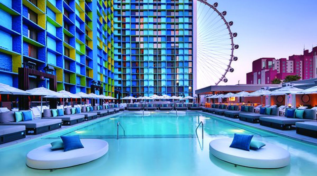 Wan Awards rate Las Vegas LINQ Hotel among the worlds best use of color!